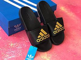 Сланці/шльопанці Adidas (золоті)/шльопанці/Adidas/ адідас/