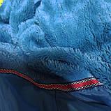 Модное зимнее теплое красивое пальто для девочки. Подкладка-махра., фото 2