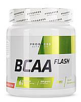Аминокислоты BCAA Flash Progress Nutrition (300 гр.) Peach Ice Tea