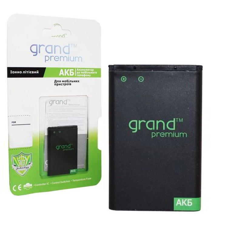 Аккумулятор Grand Premium для Nokia BL-4UL