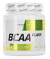 Аминокислоты BCAA Flash Progress Nutrition (500 гр.) Lemon Ice Tea