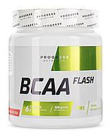 Аминокислоты BCAA Flash Progress Nutrition (500 гр.) Peach Ice Tea