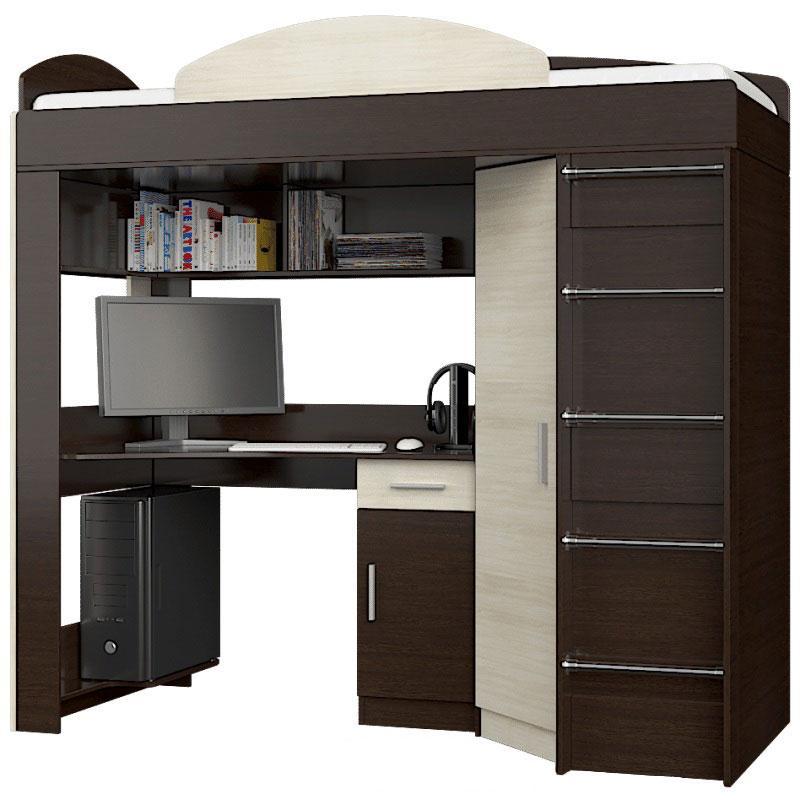 """Кровать-Чердак, производитель мебельная фабрика """"Сучасні меблі"""""""