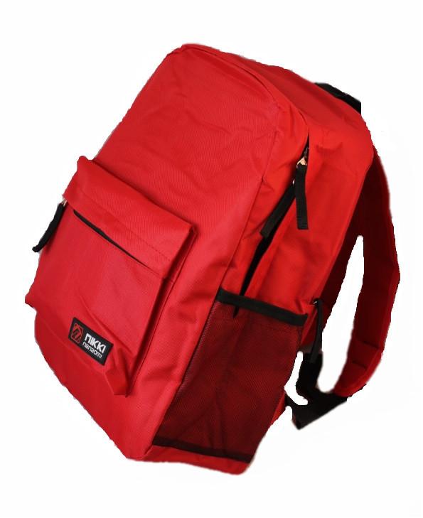 Рюкзак городской NIKKI Красный (nikki red)