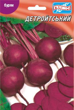 Семена свеклы Детройтская 10 г, фото 2