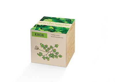Набор для выращивания Экокубик Кинза HMD (114-10822164)