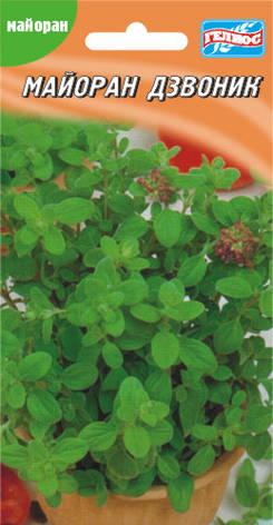 Семена майорана  Колокольчик 0,3 г, фото 2