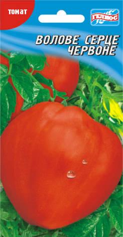 Семена томатов Бычье сердце красное 10 г, фото 2