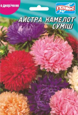 Астра Камелот смесь 100 шт., фото 2