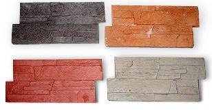 """Плитка фасадная """"Матрикс"""" 47,6*18,5 см желтый/коричневый, фото 2"""