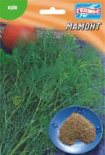 Семена укропа кустового Мамонт 15 г