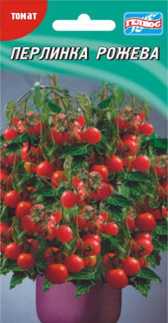 Семена томатов Жемчужинка розовая 20 шт., фото 2