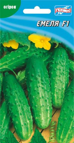Семена огурцов  партенокарпических Емеля F1 10 шт., фото 2