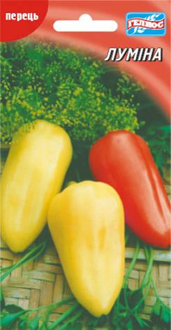 Семена перца Лумина (Белозерка) 30 шт., фото 2