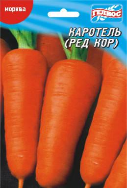 Семена моркови Ред Кор (Каротель) 10 г, фото 2
