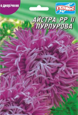 Астра Русский размер 2 Пурпурная 70 шт., фото 2