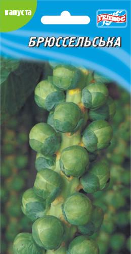 Семена капусты брюссельской 100 шт.