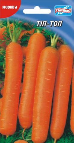 Семена моркови Тип-топ 1000 шт., фото 2