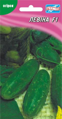 Семена огурцов пчелоопыляемых Левина F1 10 шт., фото 2