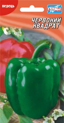 Семена перца Красный квадрат 30 шт., фото 2