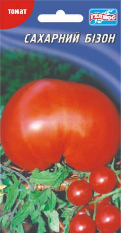 Семена томатов Сахарный бизон 20 шт., фото 2