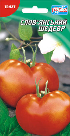 Семена томатов Славянский шедевр 20 шт., фото 2
