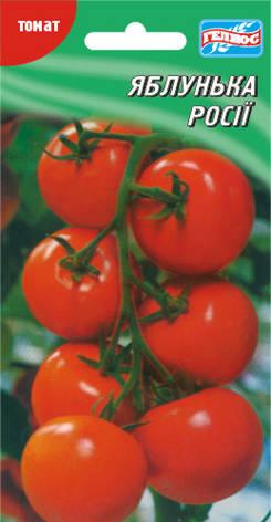 Семена томатов Яблонька Росии 20 шт., фото 2
