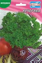 Семена петрушки Кудрявая 10 г