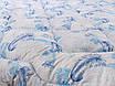 Одеяло Leleka-Textile Биопух Двуспальный 172х205 см Перышки (1005538), фото 2