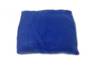 Одеяло-плед с рукавами Snuggie из флиса Синий (RI0522)