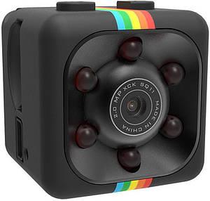 Экшн-камера LXMIMI SQ11 Mini Full HD Black (STD00059)