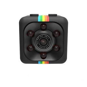 Мини камера Cooljier SQ11 2 Мп Черный (100020)
