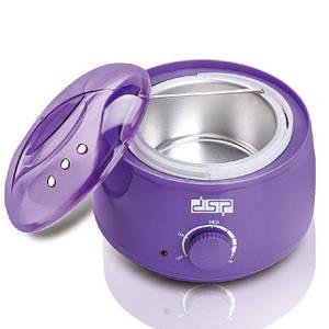 Воскоплав Beauty Skincare DSP F-70004 Фиолетовый (uh1038818450)