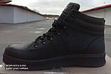 Шкіряні чоловічі кросівки для зими, великого розміру, Jordan батальна серія! 46,47,48,49, 50 з хутром, фото 2