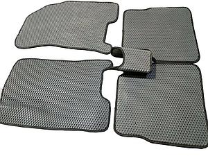 Автоковрики iKovrik Люкс 5 шт в комплекте до четырех креплений (n-486)