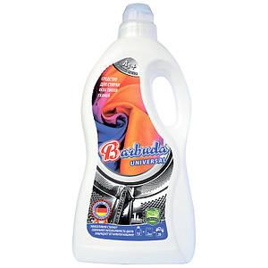Жидкое средство для стирки Barbuda Универсальное 1 л (4820174691516)