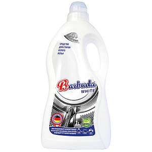 Жидкое средство для стирки белого белья Barbuda 1 л (4820174690410)