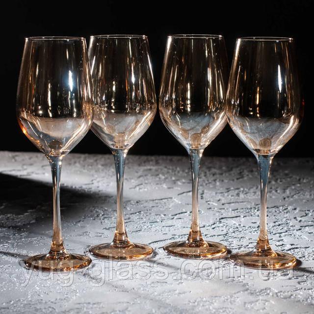 Набор бокалов для вина люминарк