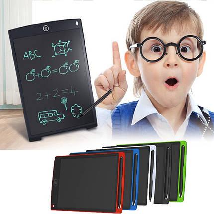 Детский графический  планшет для рисования и личных заметок  с стилусом 8,5 дюймов BOARD-85, фото 2