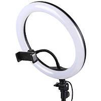 Кільцева світлодіодна лампа UKC LED Ring 26см Fill Light ZD666 (hub_sZLl02685)