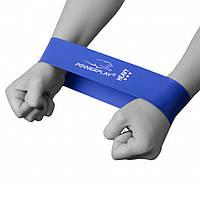 Фітнес резинка PowerPlay 4114 Heavy Синя SKL24-143913 (143913)