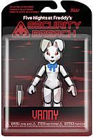 Фигурки 5 ночей с Фредди Vanny Нарушение Безопасности Five Nights at Freddy's Security Breach
