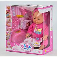 Кукла Пупс функциональный игрушка кукла BL 023 E с аксессуарами