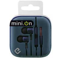 Наушники с микрофоном ergo es-600i blue minion