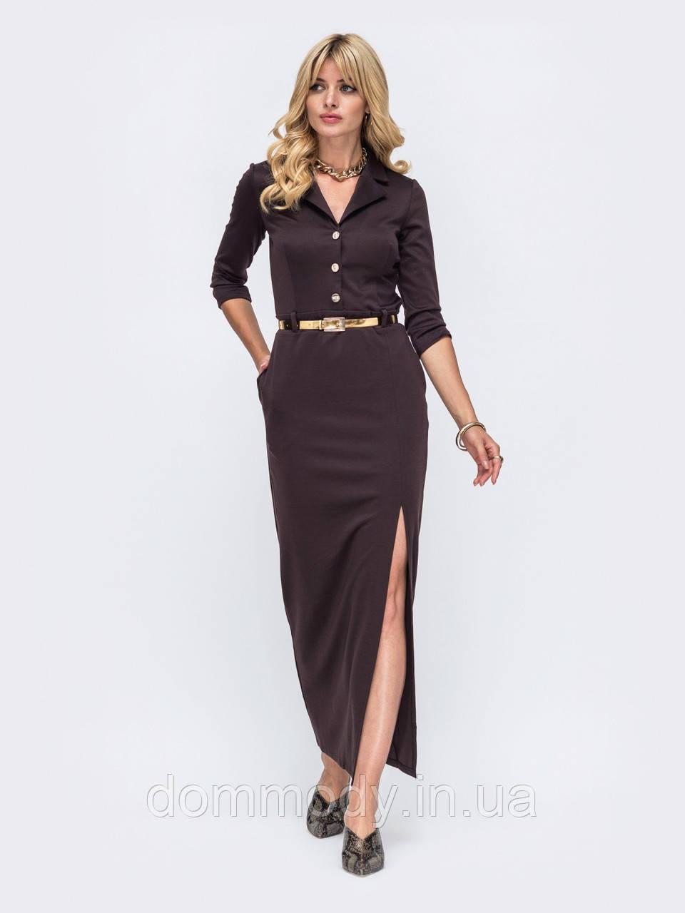 Платье женское Gloria brown