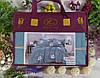 Комплект полуторного постельного белья сатин-хлопок Koloco Турция, фото 2