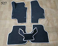 Коврики на Volkswagen Jetta VI '10-19. Автоковрики EVA