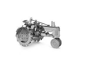 Трактор Металевий 3Д конструктор 3d пазл 3D puzzle