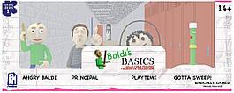Набір колекційних фігурок Балди Baldi's Basics оригінал