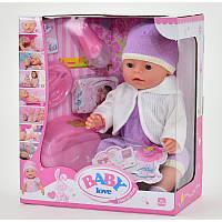 Кукла Пупс функциональный игрушка кукла BL 020 A с аксессуарами